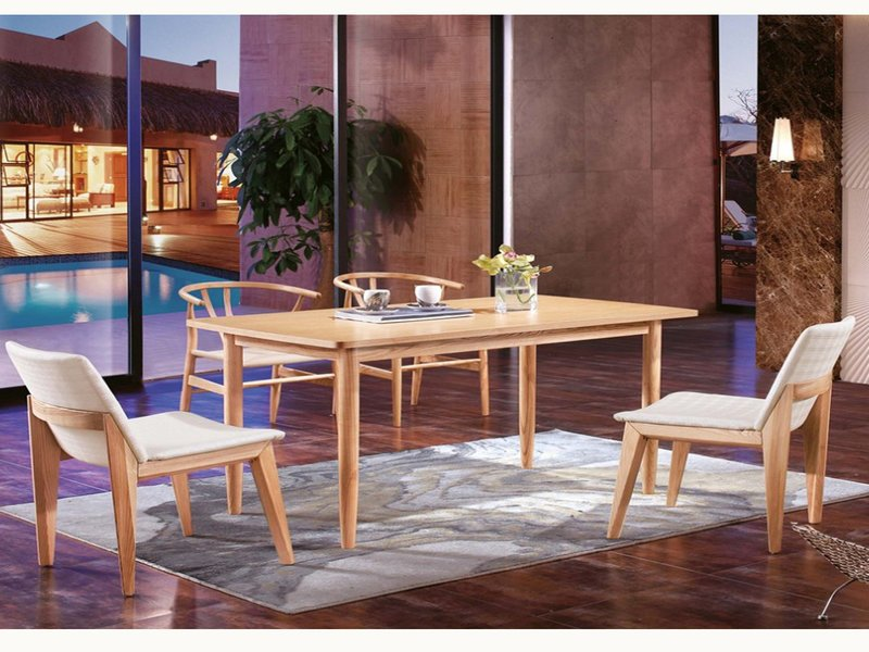 Buy Wooden Dinner Table And Chairs Set Used Dining Room Furniture Sets Online